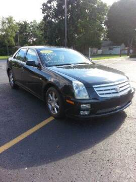 2005 Cadillac STS for sale at All State Auto Sales, INC in Kentwood MI