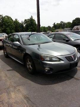 2005 Pontiac Grand Prix for sale at All State Auto Sales, INC in Kentwood MI
