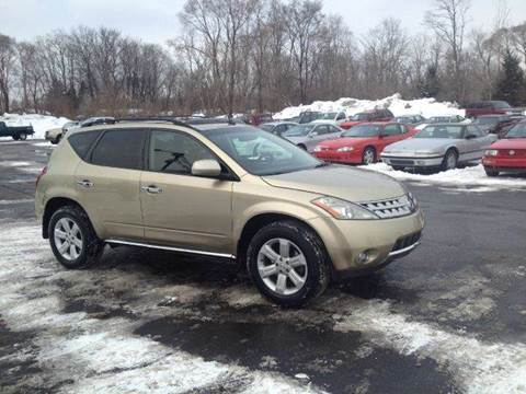 2006 Nissan Murano for sale at All State Auto Sales, INC in Kentwood MI