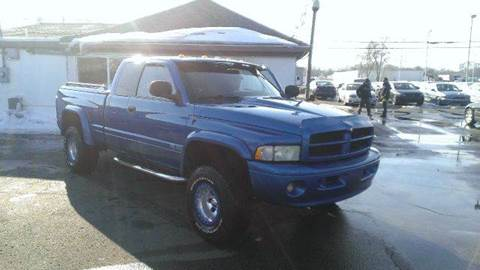 1999 Dodge Ram Pickup 1500 for sale at All State Auto Sales, INC in Kentwood MI