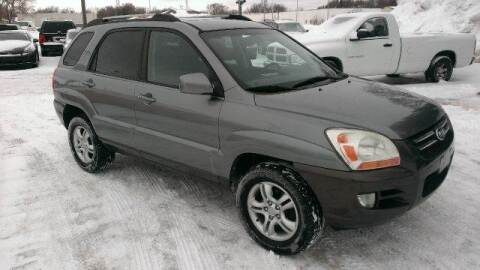 2005 Kia Sportage for sale at All State Auto Sales, INC in Kentwood MI
