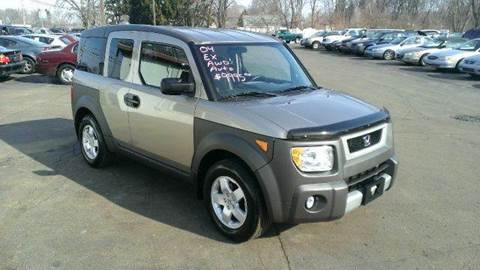 2004 Honda Element for sale at All State Auto Sales, INC in Kentwood MI