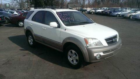 2006 Kia Sorento for sale at All State Auto Sales, INC in Kentwood MI