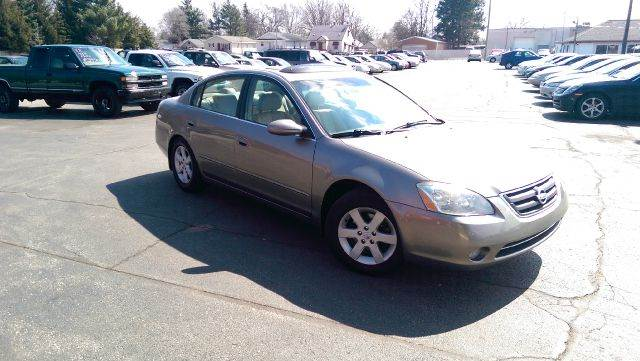 2003 nissan altima 2 5 sl 4dr sedan in kentwood mi all state auto sales inc. Black Bedroom Furniture Sets. Home Design Ideas