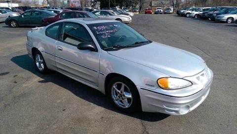 2002 Pontiac Grand Am for sale in Kentwood, MI