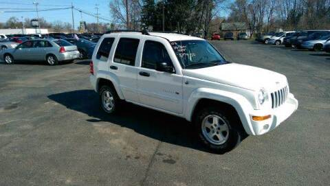 2003 Jeep Liberty for sale at All State Auto Sales, INC in Kentwood MI