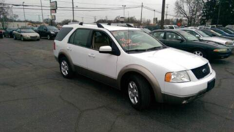 2007 Ford Freestyle for sale at All State Auto Sales, INC in Kentwood MI
