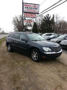 2007 chrysler pacifica for sale in michigan for Paramount motors taylor mi
