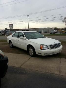 2001 Cadillac DeVille for sale at All State Auto Sales, INC in Kentwood MI