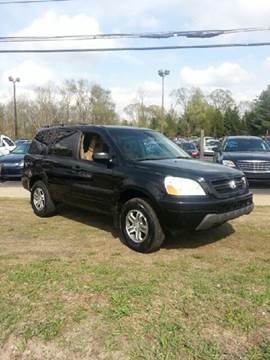 2004 Honda Pilot for sale at All State Auto Sales, INC in Kentwood MI