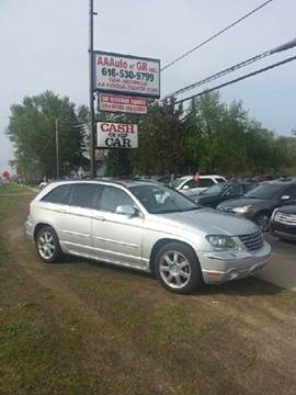 2005 Chrysler Pacifica for sale at All State Auto Sales, INC in Kentwood MI
