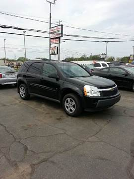 2006 Chevrolet Equinox for sale at All State Auto Sales, INC in Kentwood MI