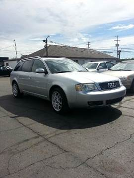 2002 Audi A6 for sale at All State Auto Sales, INC in Kentwood MI