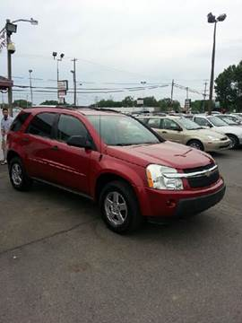 2005 Chevrolet Equinox for sale at All State Auto Sales, INC in Kentwood MI