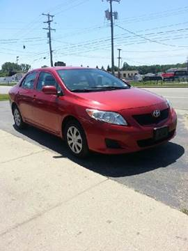 2009 Toyota Corolla for sale at All State Auto Sales, INC in Kentwood MI