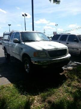 2000 Ford F-150 for sale at All State Auto Sales, INC in Kentwood MI