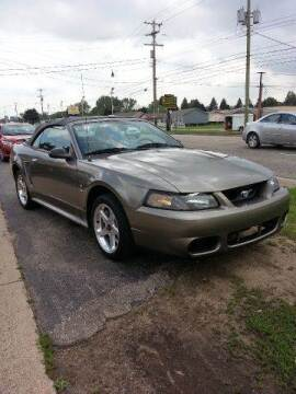 2001 Ford Mustang for sale at All State Auto Sales, INC in Kentwood MI