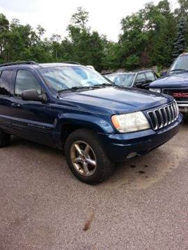 2002 Jeep Grand Cherokee for sale at All State Auto Sales, INC in Kentwood MI