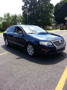 2007 Volkswagen Passat for sale at All State Auto Sales, INC in Kentwood MI