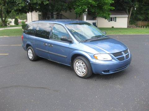 2007 Dodge Grand Caravan for sale at All State Auto Sales, INC in Kentwood MI