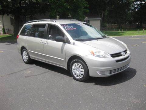 2005 Toyota Sienna for sale at All State Auto Sales, INC in Kentwood MI