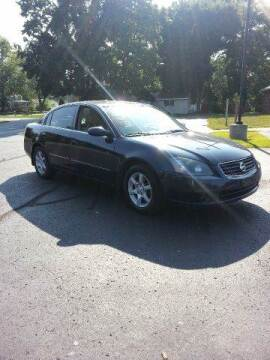 2005 Nissan Altima for sale at All State Auto Sales, INC in Kentwood MI