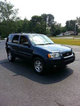 used 2003 ford escape for sale in michigan. Black Bedroom Furniture Sets. Home Design Ideas
