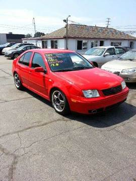 1999 Volkswagen Jetta for sale at All State Auto Sales, INC in Kentwood MI