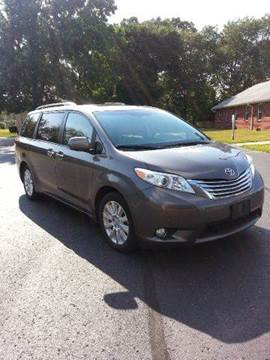 2012 Toyota Sienna for sale at All State Auto Sales, INC in Kentwood MI