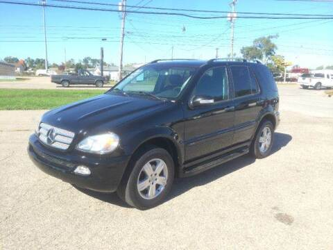 2005 Mercedes-Benz M-Class for sale at All State Auto Sales, INC in Kentwood MI