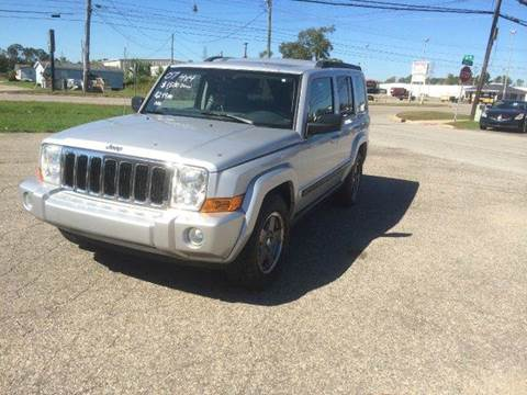 2007 Jeep Commander for sale at All State Auto Sales, INC in Kentwood MI