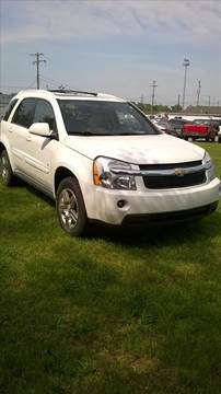 2008 Chevrolet Equinox for sale at All State Auto Sales, INC in Kentwood MI