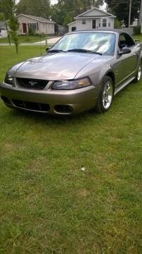 2001 Ford Mustang SVT Cobra for sale at All State Auto Sales, INC in Kentwood MI
