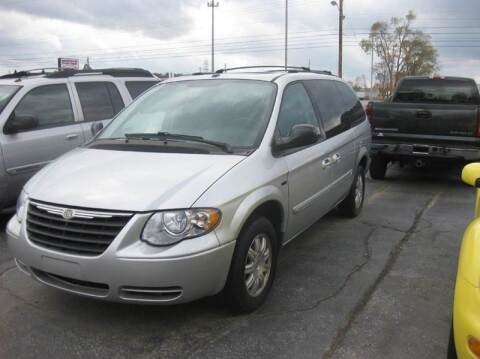 2007 Chrysler Town and Country for sale at All State Auto Sales, INC in Kentwood MI