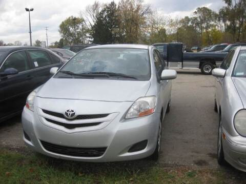 2007 Toyota Yaris for sale at All State Auto Sales, INC in Kentwood MI