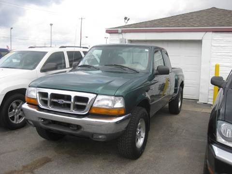 1999 Ford Ranger for sale at All State Auto Sales, INC in Kentwood MI