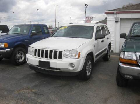 2006 Jeep Grand Cherokee for sale at All State Auto Sales, INC in Kentwood MI