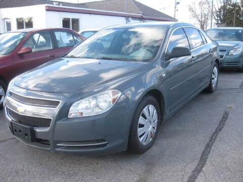 2008 Chevrolet Malibu for sale at All State Auto Sales, INC in Kentwood MI