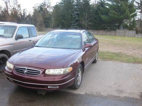 2000 Buick Regal for sale at All State Auto Sales, INC in Kentwood MI