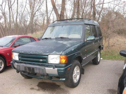 1998 Land Rover Discovery for sale at All State Auto Sales, INC in Kentwood MI