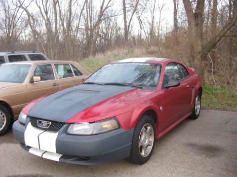 1999 Ford Mustang for sale at All State Auto Sales, INC in Kentwood MI