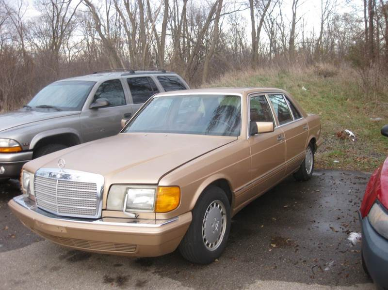 1987 mercedes benz 560 class sec in kentwood mi all for Mercedes benz grand rapids mi