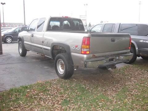 1999 GMC Sierra 2500HD