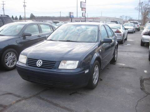2002 Volkswagen Jetta for sale at All State Auto Sales, INC in Kentwood MI
