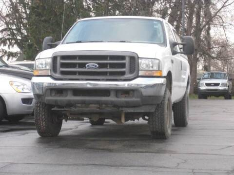 2004 Ford F-250 Super Duty for sale at All State Auto Sales, INC in Kentwood MI