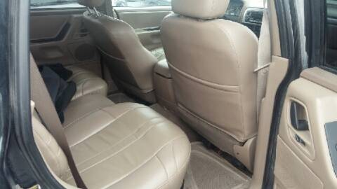 2004 Jeep Grand Cherokee for sale at All State Auto Sales, INC in Kentwood MI