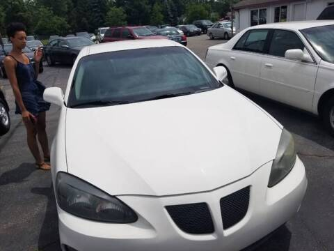 2004 Pontiac Grand Prix for sale at All State Auto Sales, INC in Kentwood MI