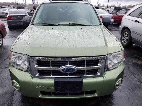 2008 Ford Escape for sale at All State Auto Sales, INC in Kentwood MI