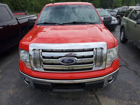 2011 Ford F-150 for sale at All State Auto Sales, INC in Kentwood MI
