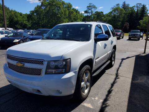 2007 Chevrolet Tahoe for sale at All State Auto Sales, INC in Kentwood MI